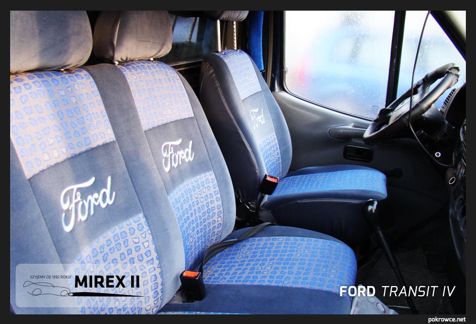 pokrowce ford transit 4