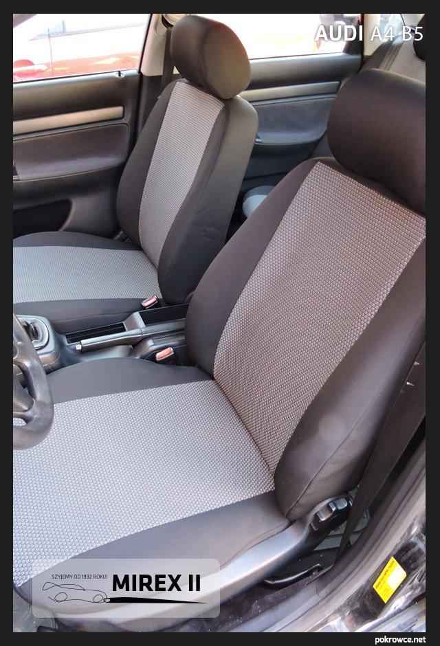 pokrowce Audi A4 B5