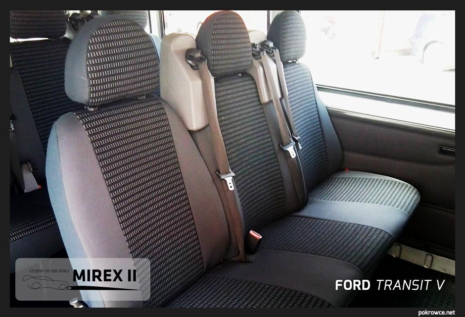 pokrowce ford transit 5