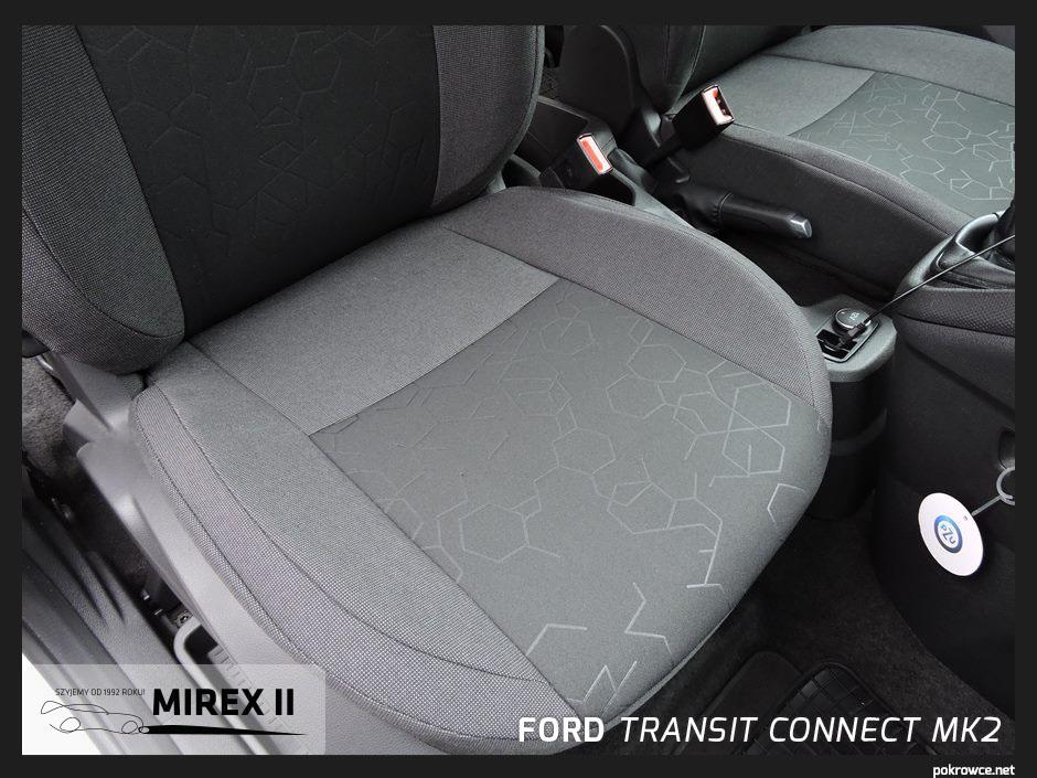 pokrowce ford transit connect mk2