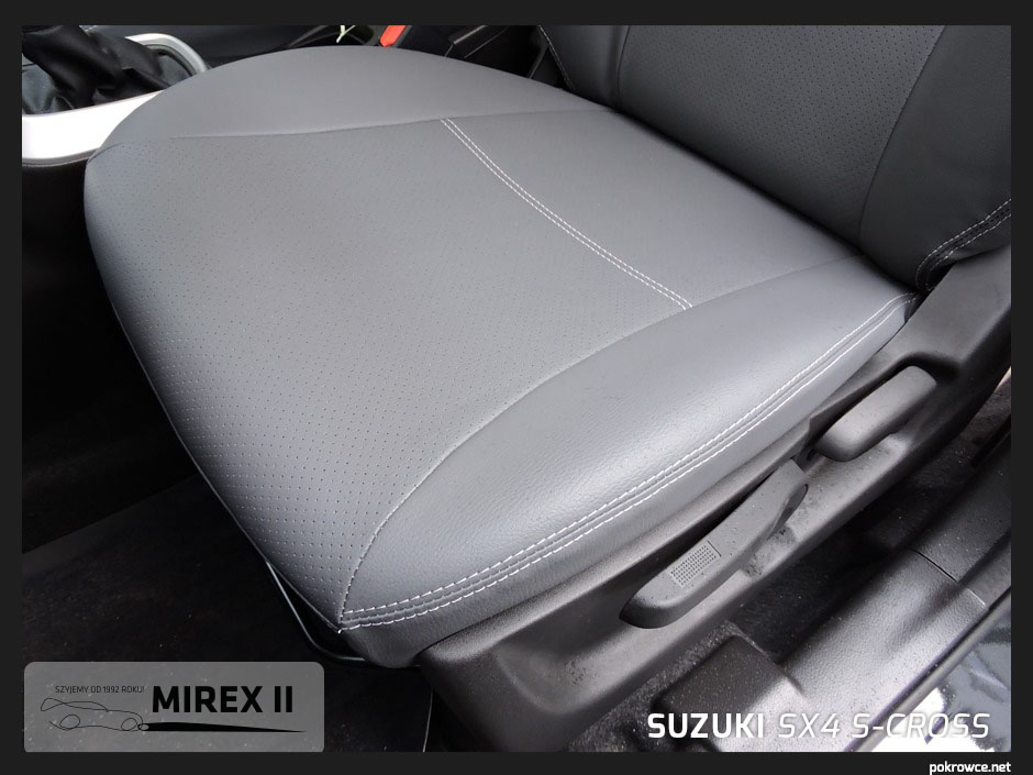 pokrowce do suzuki sx4 s-cross