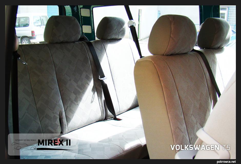 pokrowce volkswagen t5