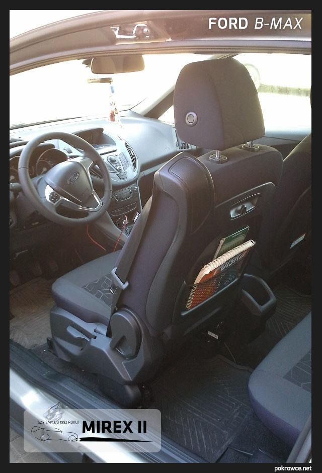 pokrowce ford b-max