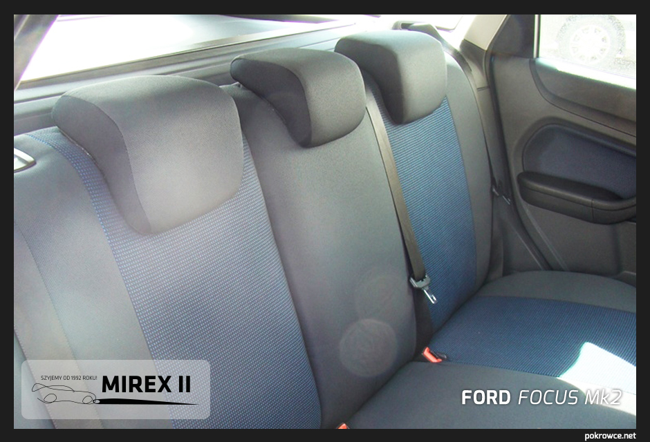 pokrowce ford focus mk2