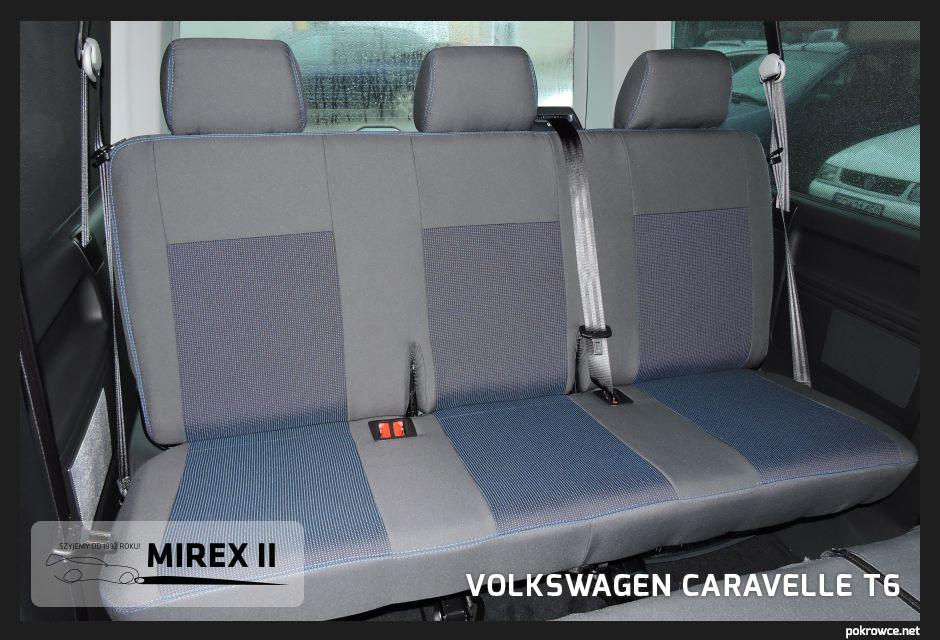 pokrowce volkswagen caravelle t6