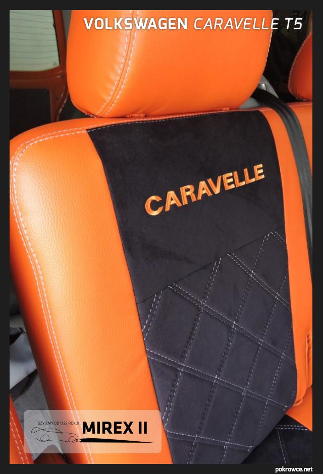 pokrowce volkswagen caravelle t5