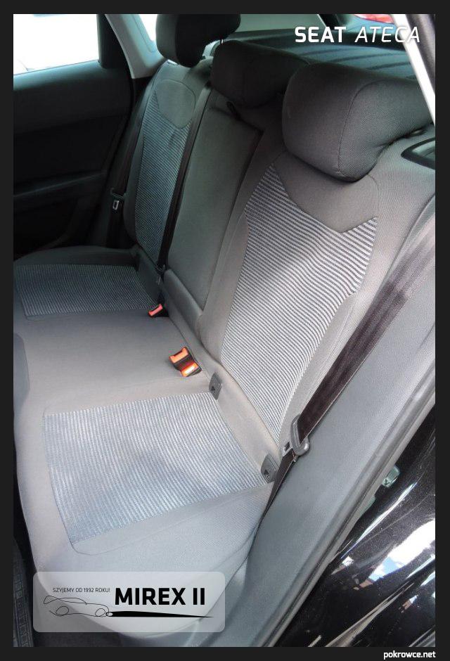pokrowce do seat atace