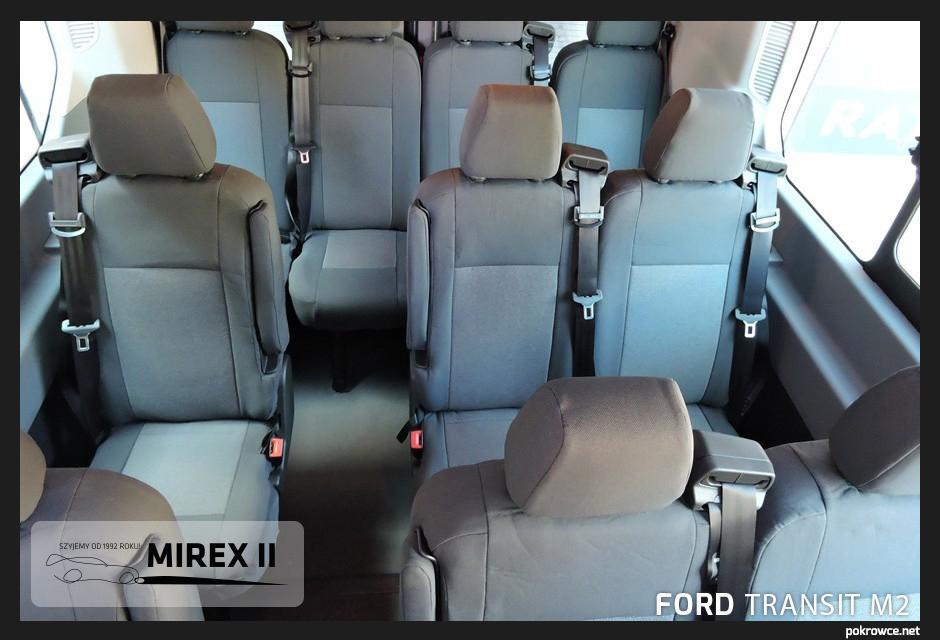 pokrowce ford transit m2