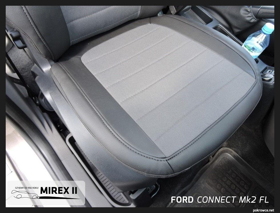 pokrowce ford connect mk2 fl